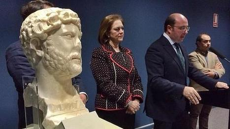 Exquisite marble bust of Hadrian found in Spain | LVDVS CHIRONIS 3.0 | Scoop.it