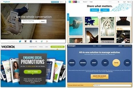 The best social media tools of 2013 (so far) | Articles | Home | Réseaux Sociaux - Les outils | Scoop.it