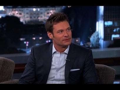 Ryan Seacrest on Jimmy Kimmel Live PART 3 | Money | Scoop.it