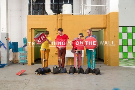 OK Go - The Writing's On the Wall - Official Video - YouTube | Campaigns and Strategies - Marketing with Impact | Scoop.it