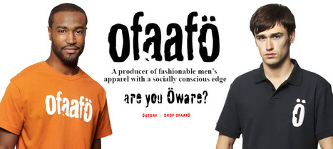 Ofaafo - Fashionable Men's Apparel | 100% Peruvian Cotton | Polo shirts | Scoop.it