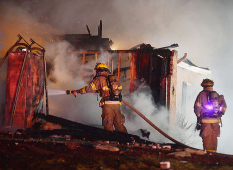 Fire destroys house on Keep Tryst Road insouthern Washington County - Herald-Mail Media | war | Scoop.it