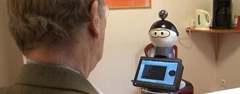 Le mag de la maison intelligente » Des robots pour vous assister ! | Domotique | Scoop.it