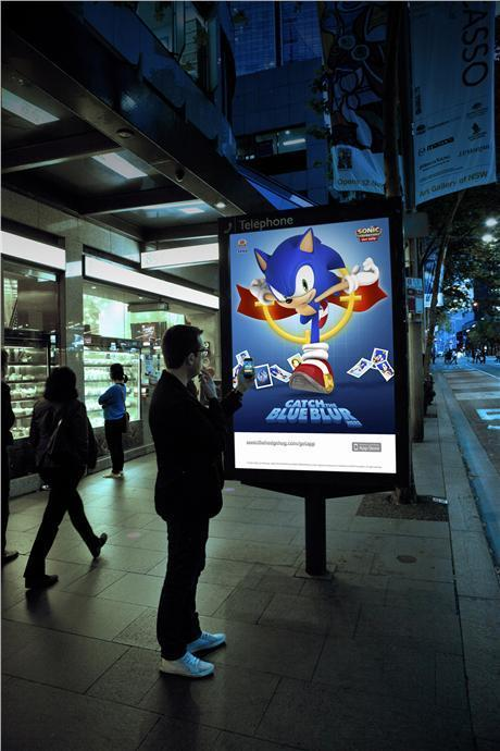 Sega launches augmented reality app featuring Sonic the Hedgehog - Campaign Asia-Pacific | Psychology of Consumer Behaviour | Scoop.it