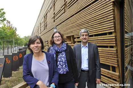A Angers, salons de l'habitat et maison bois sous le même toit | architecture..., Maisons bois & bioclimatiques | Scoop.it