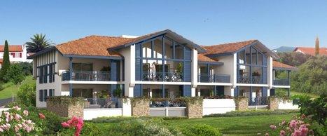 Nouveau programme immobilier neuf LE DOMAINE D'ANTXETA à Saint-Jean-de-Luz - 64500 | L'immobilier neuf Côte Basque | Scoop.it