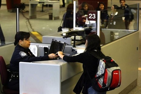 U.S. Customs and Border Control Expand Overtime to Ease Long Waits at Airports | Airport Technology, Trends & News | Scoop.it