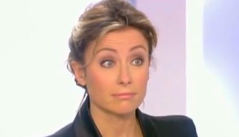 Anne-Sophie Lapix redoute la compagnie de Marine Le Pen | Les médias face à leur destin | Scoop.it