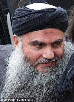 Qatada intends to sue for £10million | Race & Crime UK | Scoop.it
