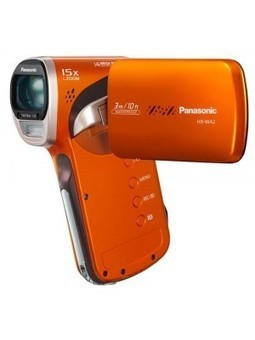 Panasonic HX-WA2GA - Orange - Shop and Buy Online at Best prices in India. | Online Camera Shopping in India | Price | Shopping | Scoop.it