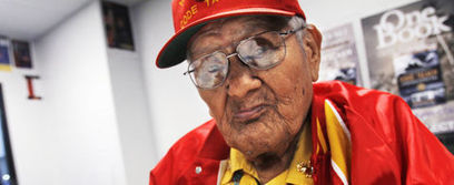 Chester Nez, last of the original WWII Navajo Code Talkers, dies | Hidden Tales of WW2 | Scoop.it