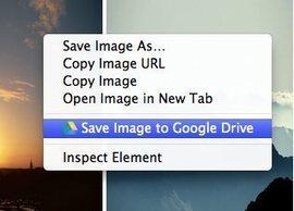 Google presenta extensión de Chrome para salvar contenido en Google Drive | Sitios y herramientas de interés general | Scoop.it