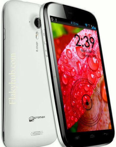 Canvas HD A116i (Micromax) Available on e-Store eBay - FlakyHub | Latest News | Scoop.it