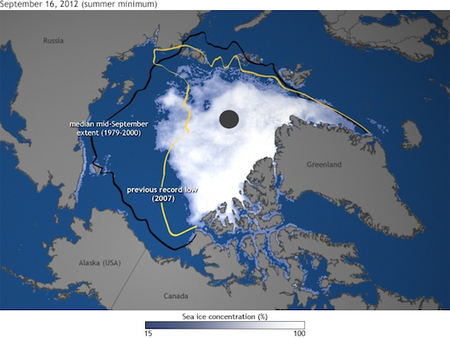 7 Reasons Why Arctic Sea Ice Matters | OUR OCEANS NEED US | Scoop.it