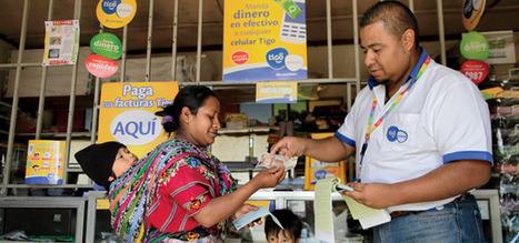 Tigo Helps Remittances Go Mobile | Fast Company | Sustainable Futures | Scoop.it