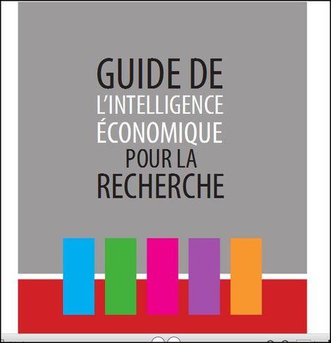 Le guide de l'intelligence économique pour la recherche | Univers de la veille | Scoop.it