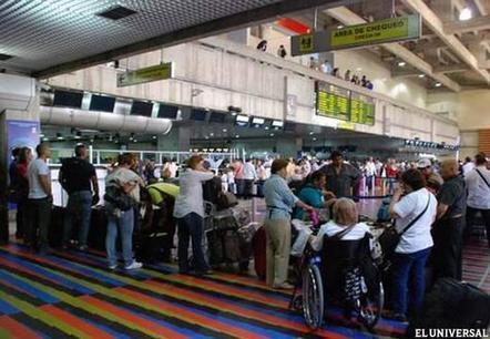 VENEZUELA: Cuatro iraníes y un afgano viajaban ilegalmente de ... - EntornoInteligente   Seguridad Aeronautica   Scoop.it