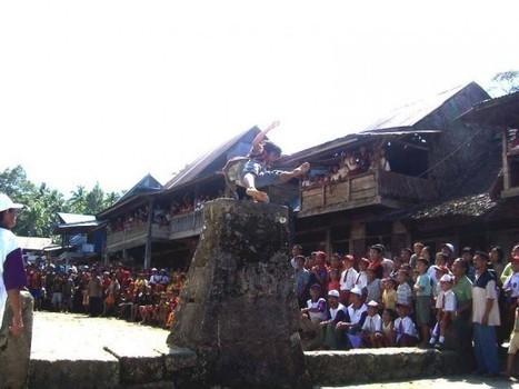 The Amazing Stone Jumpers of Nias Island | Strange days indeed... | Scoop.it