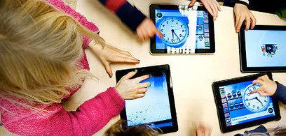 Ipad höjer motivationen i skolan - IDG.se | Pedagogik och digital teknik | Scoop.it