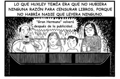 Orwell VS Huxley - La explicación de por qué nadie hace nada | Paz y bienestar interior para un Mundo Mejor | Scoop.it