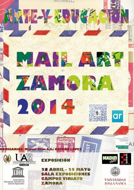 Cartel+ART+MAIL+ZAMORADEFINITIVO+YA.jpg (1131x1600 pixels) | Expresión plástica | Scoop.it