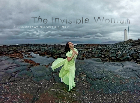 Interviews: The Invisible Woman: A Conversation With Björk | A2 Media Studies | Scoop.it