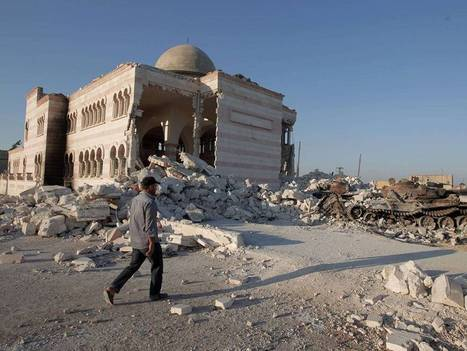 Robert Fisk: Syria's ancient treasures pulverised | Smash!Mosaics | Scoop.it