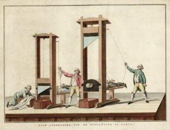 Des ancêtres guillotinés (couic) ?   Rhit Genealogie   Scoop.it