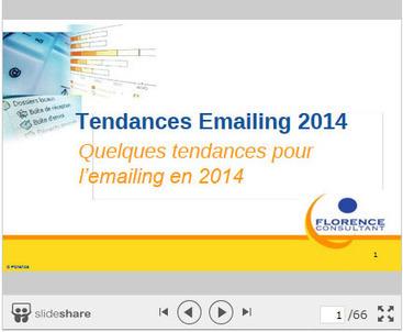 Quelques tendances pour l'emailing en 2014 - | Web Digest | Scoop.it