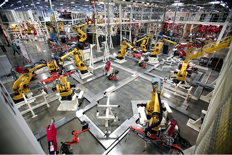 A Brilliant Factory with 20/20 Vision - GE Ideas Lab | Manufacturing In the USA Today | Scoop.it