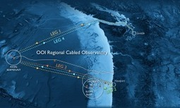 Work this summer extends reach of cabled deep-ocean observatory - UW Today | Amocean OceanScoops | Scoop.it