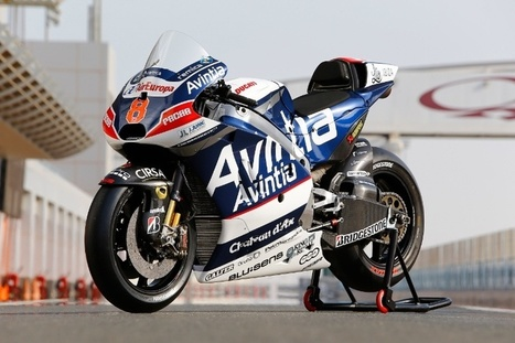 Avintia eager to end 'suffering' with Open crown | Ductalk Ducati News | Scoop.it