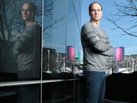 Andy Rubin sends letter to partners in light of Android departure   Android tools, techniques and features   Scoop.it
