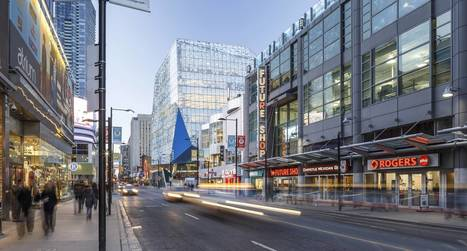 Ryerson University Student Learning Centre – Snøhetta | Library of the Future | Scoop.it