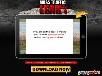 Mass Traffic Leak | Ebooks, Software and Downloads | Scoop.it