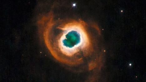 ¿Cómo será el fin del mundo?: El telescopio Hubble representa gráficamente la muerte solar - RT | Misc | Scoop.it
