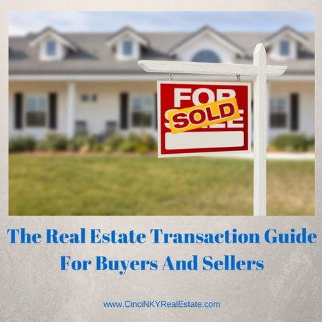 Comprehensive Guide To Buying Or Selling A Home - Cincinnati and Northern Kentucky Real Estate | Real Estate | Scoop.it