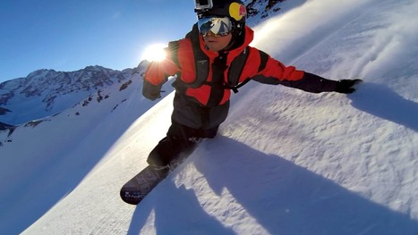 GoPro: Let Me Take You To The Mountain | Video Tech Toys | Scoop.it
