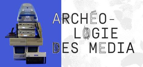 MCD - Seconde Nature présente «Archéologie des media», du 20 mai au 28 juin 2015 | Agence Smith | Scoop.it