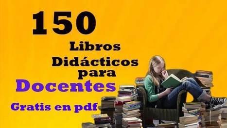 150 libros educativos en pdf gratis para docentes - Portal de Educación | Crónicas de Lecturas | Scoop.it