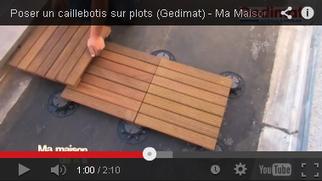 Les meilleurs tuto pour poser soi-même une terrasse en bois | Décoration et aménagement : travaux dans la maison | Scoop.it