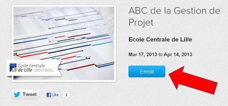 [Lettre du MOOC GdP] n°2 | GP Gestion de projet | Scoop.it