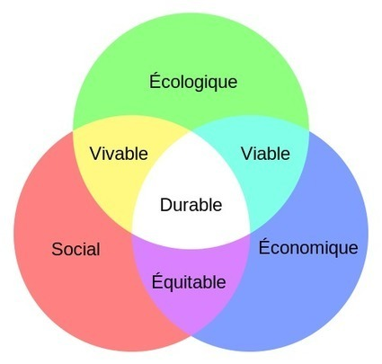 Les 16 principes du développement durable | Le ... | Environnement et DD | Scoop.it