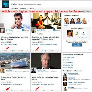 How To Use LinkedIn Pulse To Drive Traffic And Subscribers | Social Media News | Scoop.it