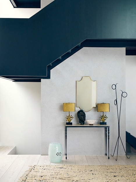 Elegant Entryways: Design Ideas for Great First Impressions! | Evoke Modern Homes | Scoop.it