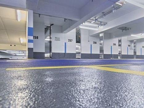 Protivklizni industrijski podovi - Industrijski podovi - Podovi Časopis | Podovi | Scoop.it