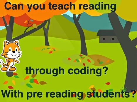 Can I use Coding to Teach Reading? ~ My Paperless Classroom | Edtech PK-12 | Scoop.it