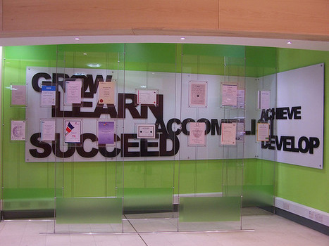 Learning spaces | Everything DT in education | Scoop.it