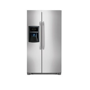 Frigidaire Counter-Depth Side-by-Side Refrigerator - Appliances Depot   Buy Home Appliances with One Year Warranty   Scoop.it