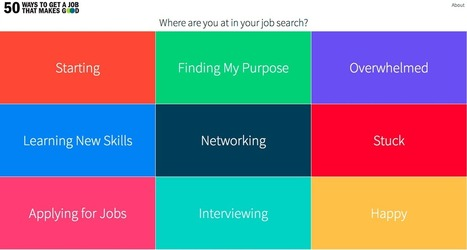 50 Ways to Get a Job That Makes Good | RSE-Shared value-sustentabilidad | Scoop.it